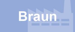 Braun Herstellerlabel