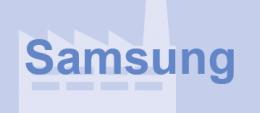 Ersatzteilshop für Samsung Geräte