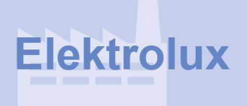 Elektrolux Herstellerlabel