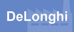 Ersatzteilshop für Delonghi Küchenmaschinen und Haushaltsgeräte